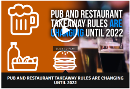 Rules for every single pub and restaurant in the country have changed until 2022