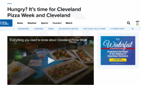 Hungry? It's time for Cleveland Pizza Week and Cleveland Restaurant Week To Go