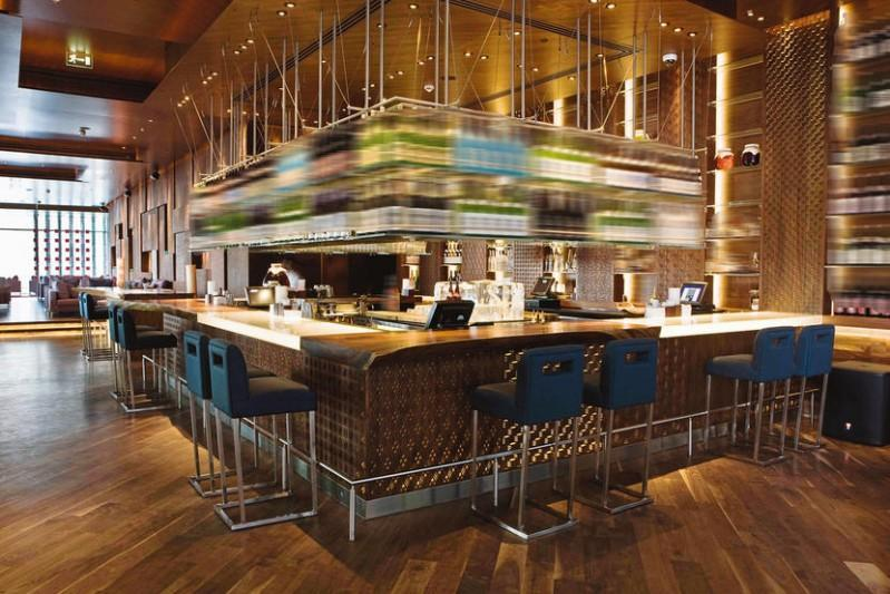 Zuma Dubai named among world's 50 best bars