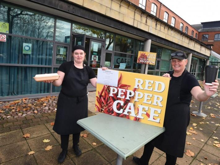 Wigan cafe desperately trying to bring in customers during lockdown