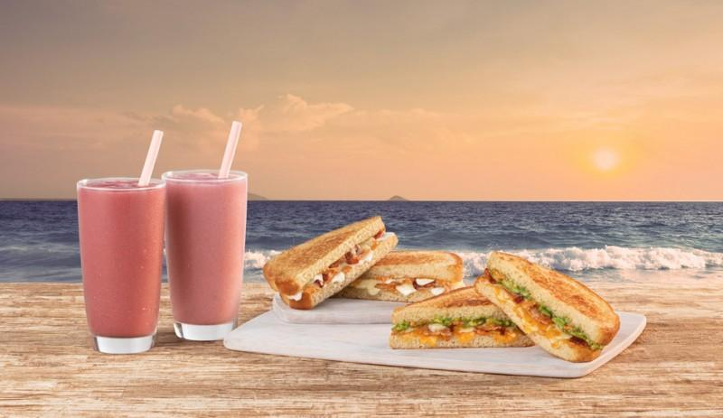 Tropical Smoothie Cafe® Announces New Menu Promotions and New App Just in Time for the Holiday Season