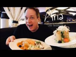 I Ate the BEST Mexican Food at Aria Las Vegas