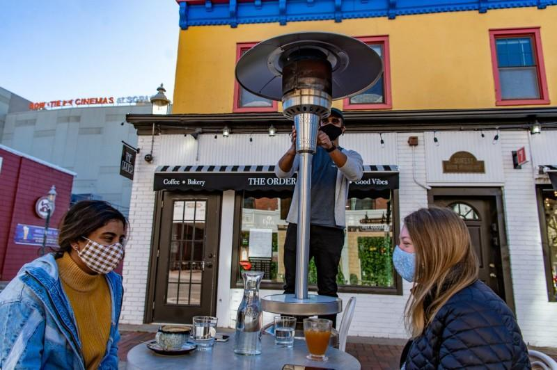 N.J. town provides $20K to help restaurants buy gas for outdoor heaters