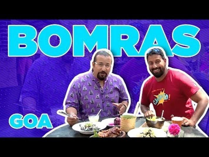 Bomras | Best Restaurants in Goa | Indias Best Restaurants | rockyandmayur