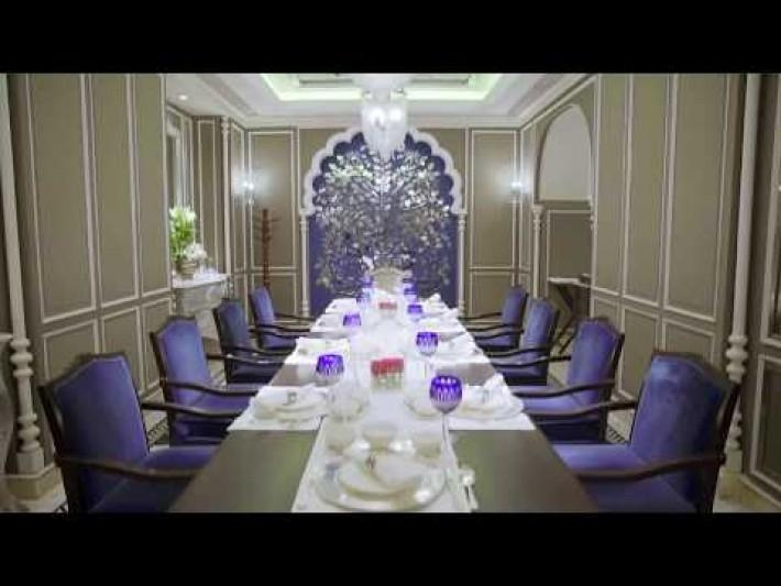 Dum Pukht Luxury Dining at ITC Maurya, New Delhi