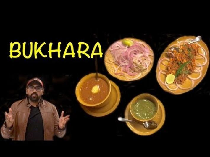 Bukhara ITC Maurya Hotel New Delhi | Gurinder Pal Singh