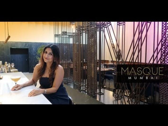 Masque Restaurant Review, Mumbai Restaurant Vlog