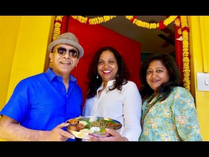 Traditional GOWDA & MANGALOREAN Cuisine At Bengaluru Oota Company |Kane Fry |Kaima Unde |Badam Halwa
