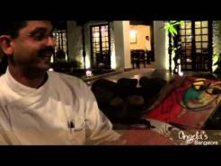 Karavalli Restaurant, The Gateway Hotel Interview w/ Executive Chef Naren (reviewer Angela Carson)