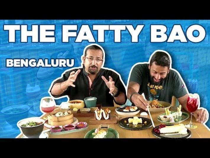 The Fatty Bao | Best Restaurants in Bengaluru | #rockyandmayur | Indias Best Restaurants
