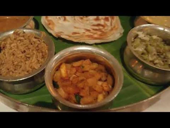 Dakshin Restaurant, Crowne Plaza Chennai Adyaar Park, Chennai