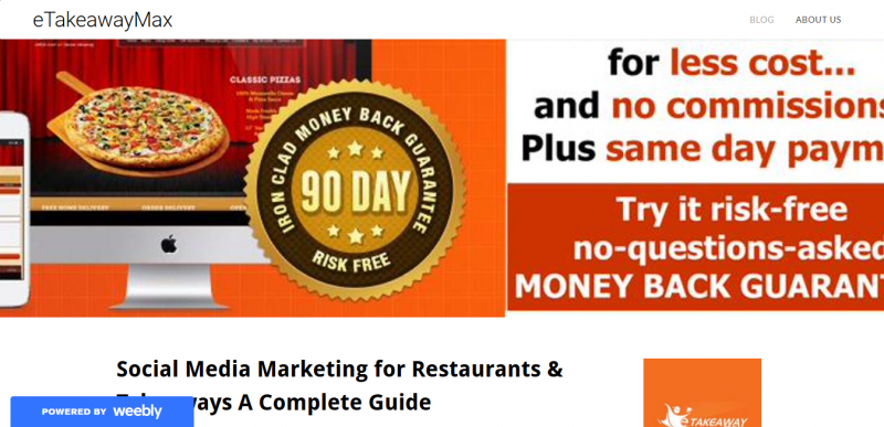 Social Media Marketing for Restaurants & Takeaways  A Complete Guide