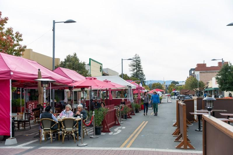Santa Clara County restaurants brace for outdoor dining ban starting this Sunday