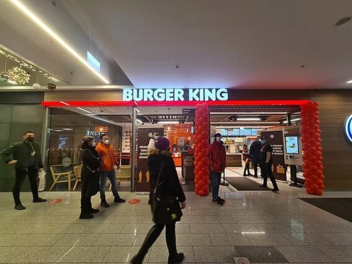 Burger King in Lithuania draws ire for inviting people to restaurant opening amid pandemic