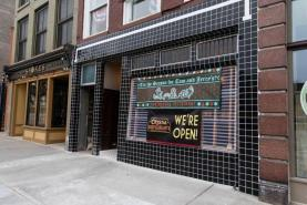 Watertown's Crystal Restaurant facade project nearly complete