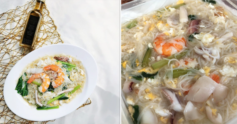 White Restaurant S'pore launches truffle white beehoon for S$12 available now till Jan 17 2020