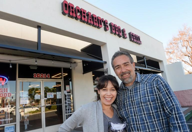 Pandemic Era Heroes Whittier restaurant owners say now is the time to step up help for the needy