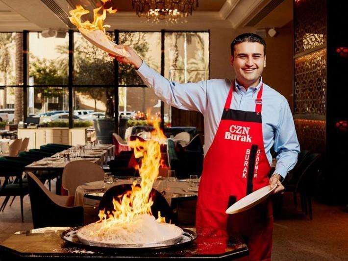 Dubai Insta famous Turkish chef CZN Burak launches a new restaurant in Downtown Dubai