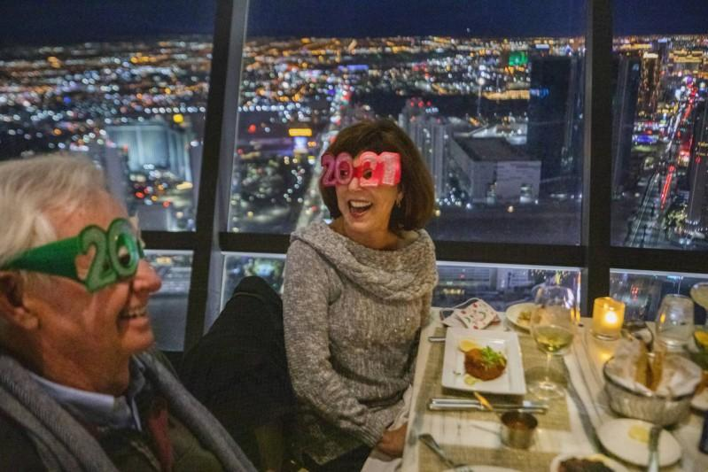 Restaurants offer New Year's Eve cheer to end 2020