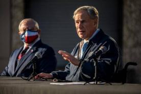 Gov. Abbott tells restaurants to defy virus orders in El Paso & Austin banning late night dine-in services KVIA