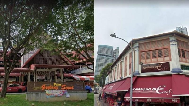 Geylang Serai market and 3 restaurants among places visited by COVID-19 community cases