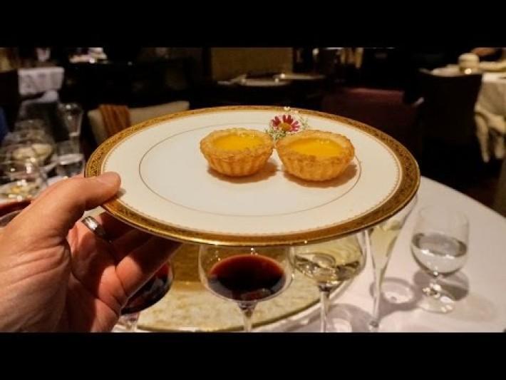 World's best Chinese restaurant Tang Court in Hong Kong 3 Michelin stars