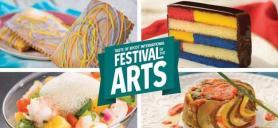 2021 Taste of Epcot International Festival of the Arts Food Menus Revealed | Theme Park Portal