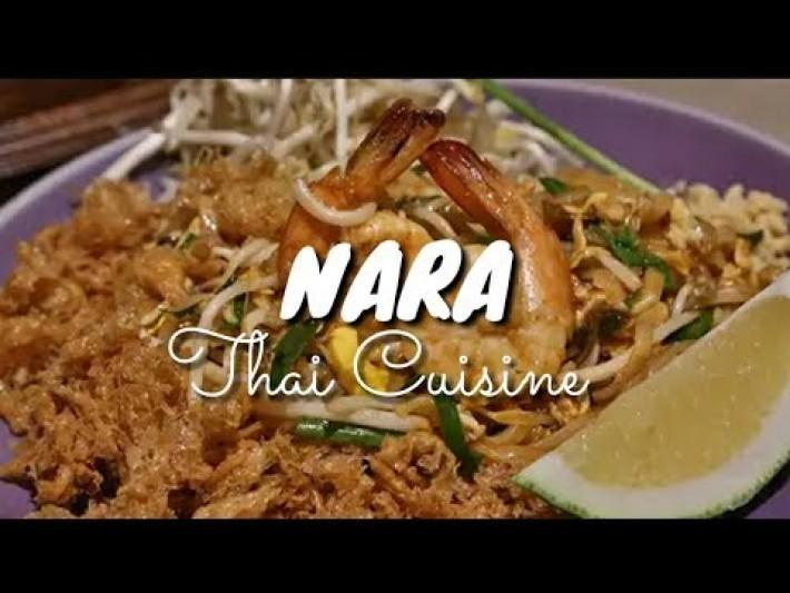 NARA Thai Cuisine Experience | Bangkok's Best Thai Restaurant now in Manila