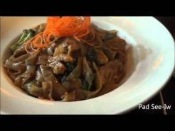 Charm Modern Thai restaurant in Vancouver BC Canada