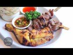 SUDA Thai Cafe Restaurant London Video 2017 (New Music)