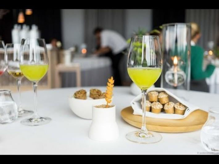 A World-Class Three-Michelin Starred Restaurant – Geranium in Copenhagen