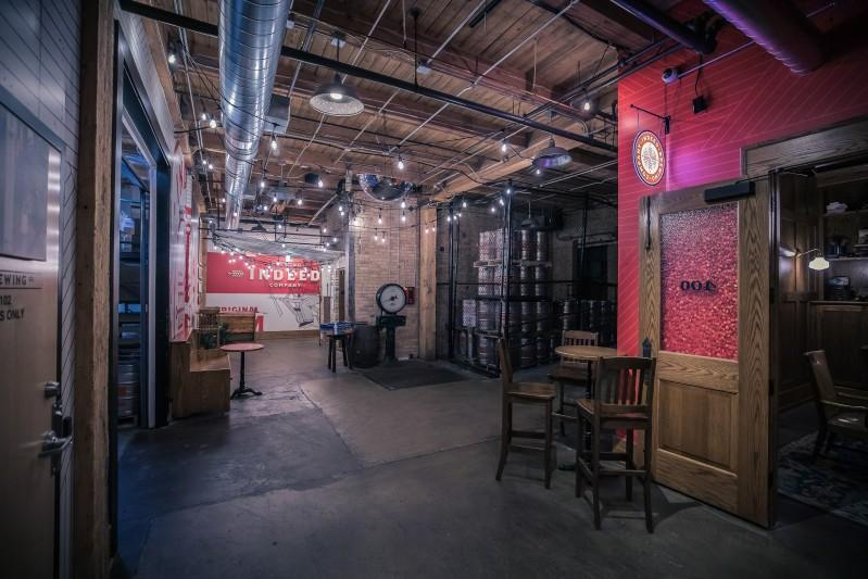 Igloos and Beerland just a few ways restaurants and breweries are getting creative