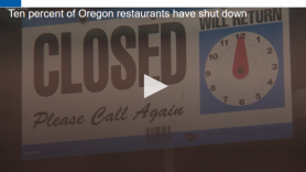 Oregon restaurant owners express pandemic frustrations to Rep. Bonamici