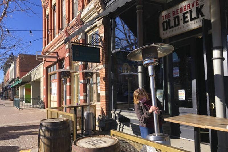 Restaurants, bars scramble for propane amid pandemic winter