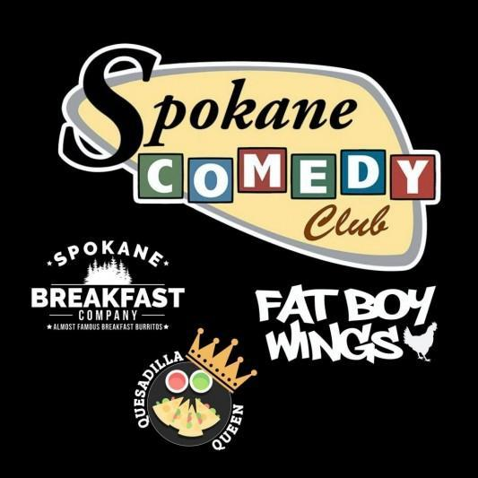 Spokane Comedy Club operating three restaurants, allowing private comedy shows under Phase 1