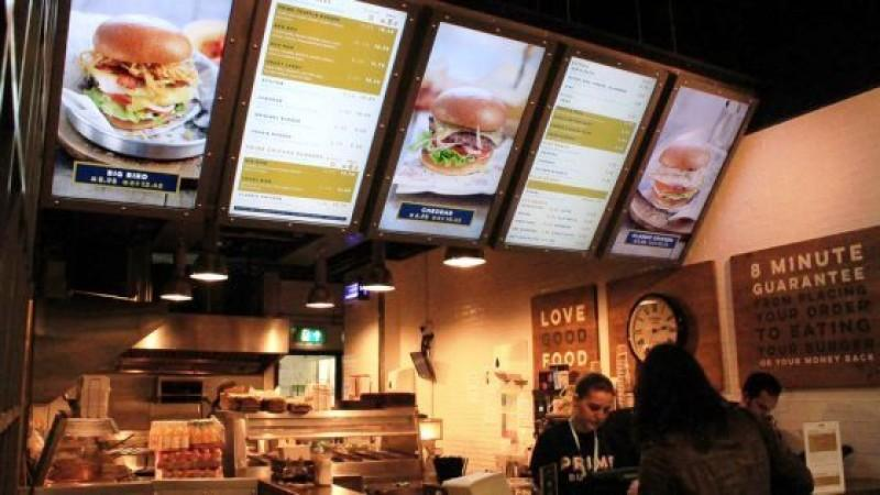 Importance of Digital Display Screens or Digital Signage in Restaurants