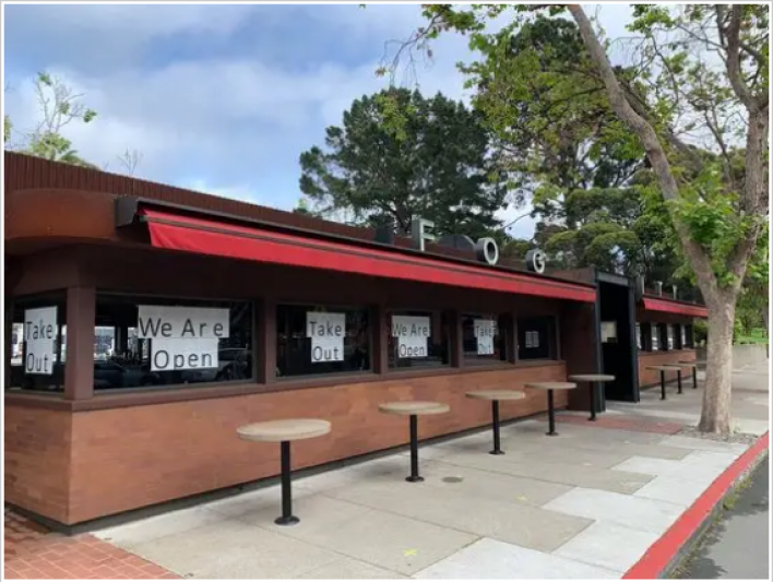 50+ Restaurants Sue Gov. Newsom Over Outdoor Dining Ban