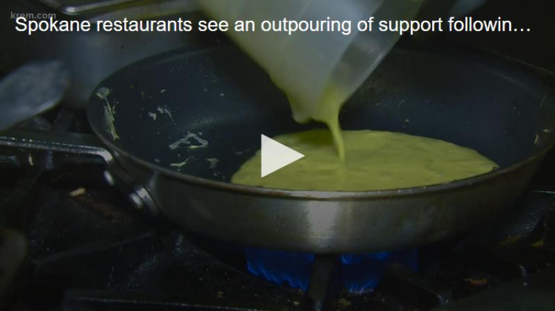 Washington bill would reopen restaurants at 25% capacity