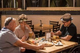 Hearing Aids and Noisy Restaurants: Do They Help or Hurt? Now Hear This