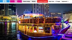 UAE fights Covid: Dubai suspends entertainment on board vessels, floating restaurants
