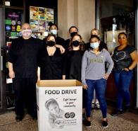 Tucson Originals holding food drive at its restaurants
