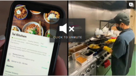 Food-Delivery Apps vs. Restaurants: The Dining Industry's Covid Divide