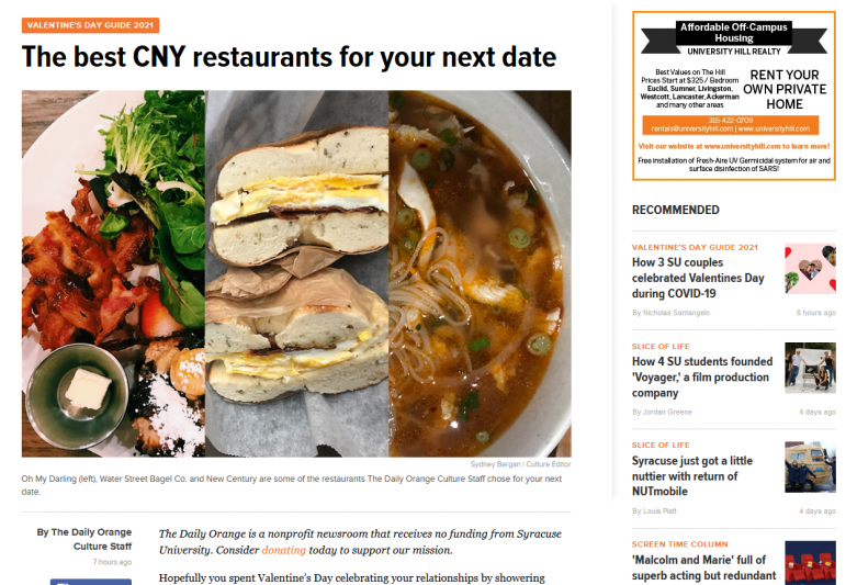 The best CNY restaurants for your next date
