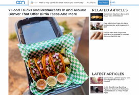 7 Food Trucks and Restaurants In and Around Denver That Offer Birria Tacos And More