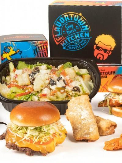 Guy Fieri opens four 'ghost kitchens' at Michigan restaurants