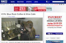 KYN: Blue Rock Coffee & Wine Cafe