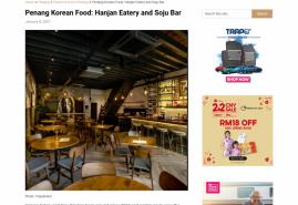 Penang Korean Food: Hanjan Eatery and Soju Bar | The Penangite
