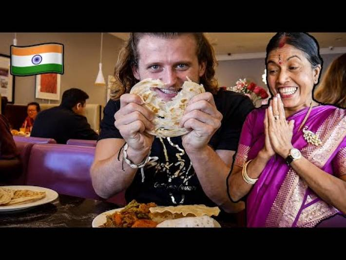 Famous INDIAN Restaurant in Los Angeles California | Mayura Restaurant Review 🇮🇳