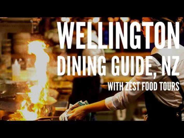 Wellington Dining Guide with Zest Food Tours, New Zealand – The Big Bus