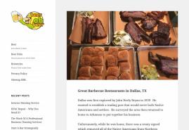 Great Barbecue Restaurants in Dallas, TX